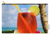 Tropical Cocktail Carry-all Pouch