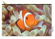 Tropical Fish Clownfish Carry-all Pouch