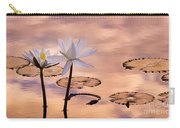 Tropical Lily Carry-all Pouch