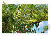 Tropical Plants Carry-all Pouch