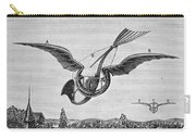 Trouv�s Ornithopter Carry-all Pouch by Granger