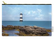 Trwyn Du Lighthouse Carry-all Pouch
