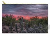 Tucson Sunset Carry-all Pouch