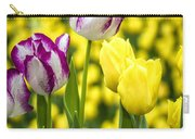 Tulips Garden Carry-all Pouch