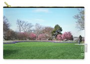 Tulips In The Park. Carry-all Pouch