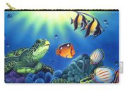 Turtle Dreams Carry-all Pouch