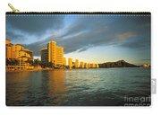 Twilight Waikiki Carry-all Pouch