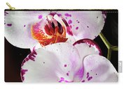 Twin Orchids Carry-all Pouch