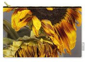 Two Sunflowers Tournesols Carry-all Pouch