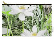 Two Water-lilies Carry-all Pouch
