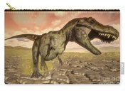 Tyrannosaurus Rex Roaring Carry-all Pouch