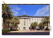 U S Custom House - New Orleans Carry-all Pouch