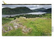 Ullswater Lake From Gowbarrow Fell, Lake District Carry-all Pouch