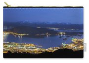 Ulsteinvik By Night Carry-all Pouch