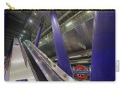 Underground Escalator Carry-all Pouch