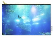 Undersea Deep Background Carry-all Pouch