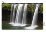Upper Butte Creek Falls In Autumn Carry-all Pouch