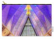 Us Air Force Academy Chapel Carry-all Pouch