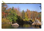 Usa, New York, Adirondack State Park Carry-all Pouch
