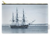 Uss Constitution Old Ironsides In Monterey Bay Oct. 1933 Carry-all Pouch