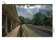 Valley Forge Train Station  Carry-all Pouch