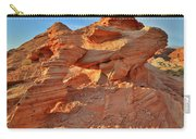 Valley Of Fire Arch At Sunrise Carry-all Pouch