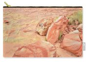 Valley Of Fire's Wash 3 Carry-all Pouch