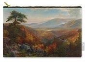 Valley Of The Catawissa In Autumn Carry-all Pouch