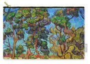 Van Gogh: Hospital, 1889 Carry-all Pouch by Granger