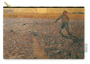 Van Gogh: Sower, 1888 Carry-all Pouch
