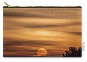 Veiled Sunrise Carry-all Pouch