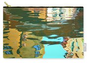 Venetian Mirror - Venice In Water Reflections Carry-all Pouch