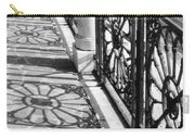 Venice Fence Shadows Carry-all Pouch