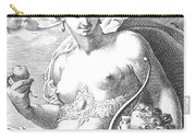Venus And Cupid Carry-all Pouch