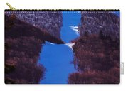Vermonts Sugarbush Mountain Carry-all Pouch