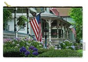 Victorian House And Garden. Carry-all Pouch