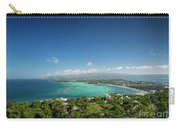 View Of Boracay Island Tropical Coastline In Philippines Carry-all Pouch