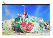 View Of Salvation Mountain Carry-all Pouch