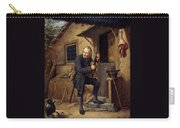 Village Violinist Carry-all Pouch
