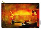 Vintage Car 2 Neons Edition Carry-all Pouch