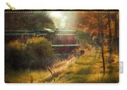 Vintage Diesel Locomotive Carry-all Pouch