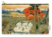 Vintage Poster - Norway Carry-all Pouch