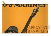 Vintage Recruitment Poster Carry-all Pouch