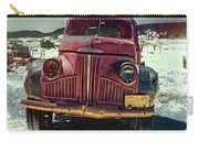 Vintage Studebaker Truck Carry-all Pouch