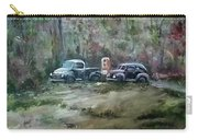 Vintage Vehicles Carry-all Pouch
