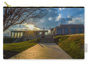 Virginia War Memorial Carry-all Pouch