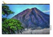 Volcan De Agua, Antigua Guatemala I Carry-all Pouch