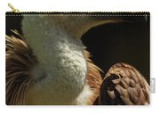 Vulture. Gyps Fulvus Carry-all Pouch