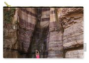 Wadi Zered, Western Jordan. Carry-all Pouch