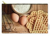 Waffles And Eggs Carry-all Pouch
